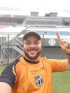 Visita ao estádio Defensores Del Chaco
