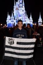 Representando o Vozão em Orlando!