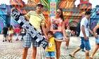 Família Alvinegra no Beto Carrero World!