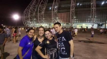 De São Paulo ao Castelao