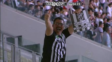 Goleada no Sport-PE !!! Série B 2013