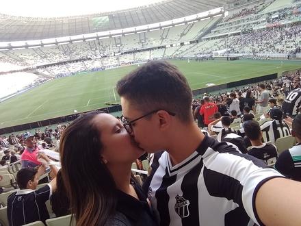 Ritielle e Jonathan - Ceará 2 X 0 Vitória 2018