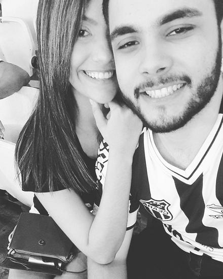 Vitor Miranda e Tyara Rodrigues