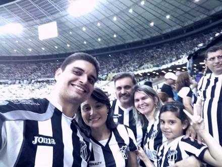 Erick e Luana + Família