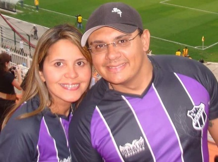 Karlucya e Jorge Caúla