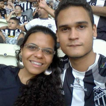 Edileide Castro e João Ermes