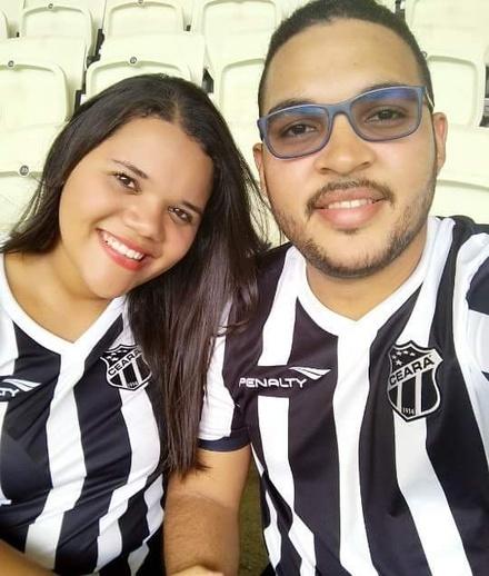 Solange e Rafael