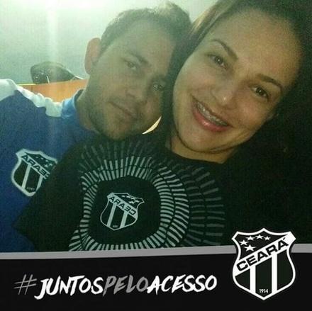 Andreza cruz  & Fernando Luis