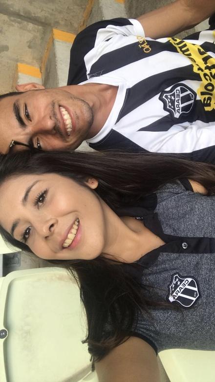 Werlley Ferreira e Nínive Gomes