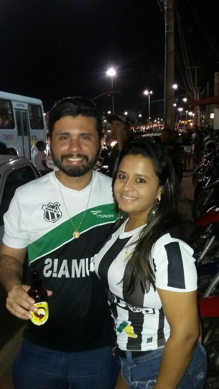 Karine Santos & Rafael Veras