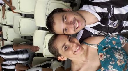 Gabriela Ban e David Lobo