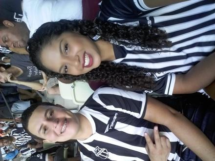 Thays e Leandro