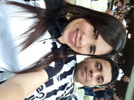 Amanda e Roberto