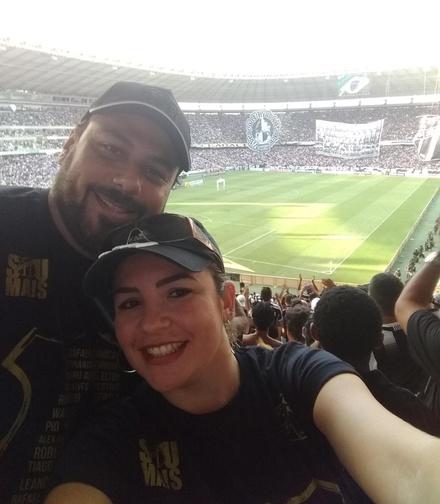 Sammya e Thiago