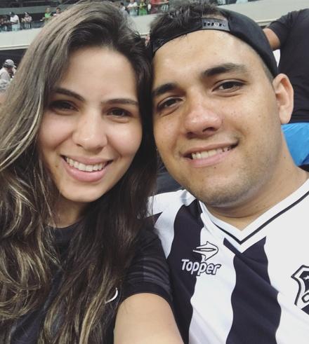 Renata Galvino e João Carlos