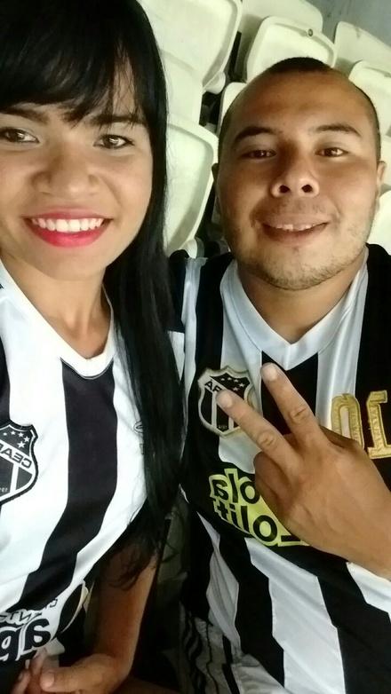 Thiana e Gerardo