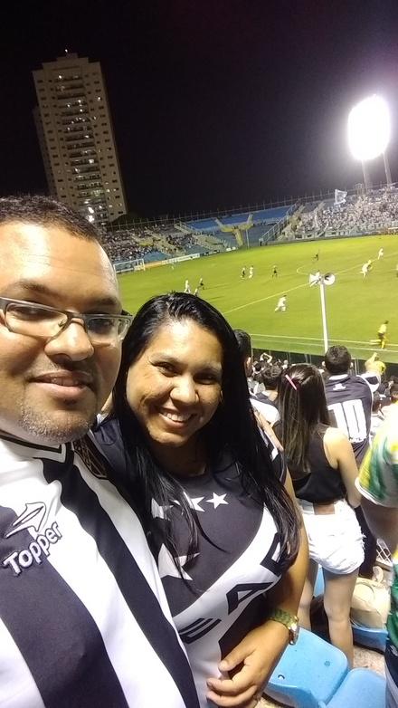 Paula Ceará e Ronaldo Ceará