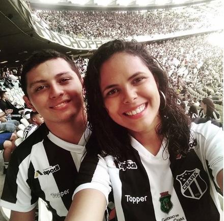 Nayanne Lima e Fabrício Ferreira