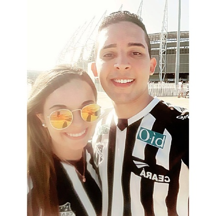 Leonardo Lira e Gabriella Abreu