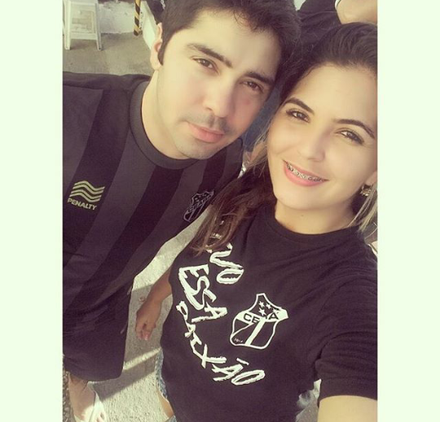 Polyanna Vieira & Jaderson Freitas