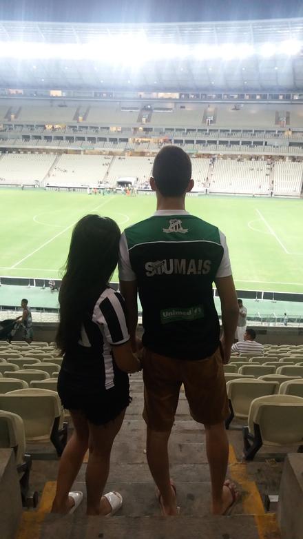 Letícia Fernanda e Kelvin Cavalcante