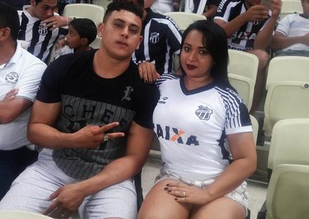 Rose e João Paulo