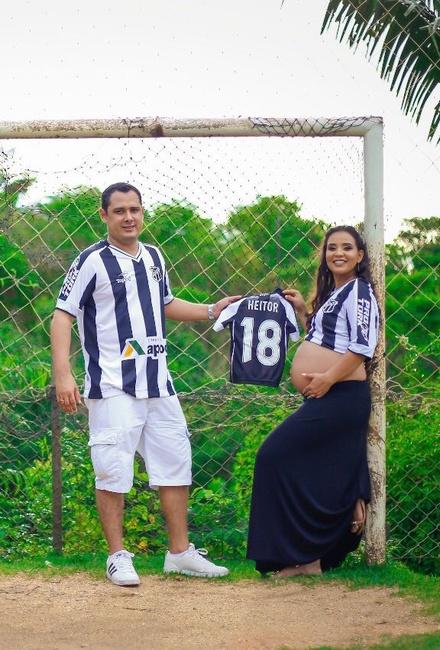 Jessiane Cavalcante e Gouveia Jr