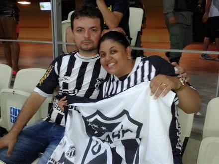 Raquel e Alexsandro