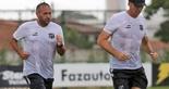 [08-01-2017] I Manhã de treinamentos físicos - 16  (Foto: Christian Alekson / CearáSC.com)