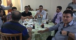 [02-10] Almoço do Conselho Deliberativo - Lisca - 1  (Foto: Eduardo Arruda)