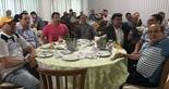 [02-10] Almoço do Conselho Deliberativo - Lisca - 3  (Foto: Eduardo Arruda)
