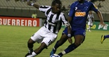 Ceará 1 x 0 Cruzeiro - 30/05 às 18h30 - Castelão - 13