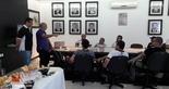 [18-11-2017] Visita do Conselho deliberativo - 5  (Foto: Divulgação / cearasc.com)