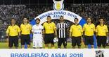 [08-08-2018] Ceara x Santos - 10 sdsdsdsd  (Foto: Mauro Jefferson / Cearasc.com)