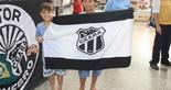 [16-11] Ceará desembarca e torcida comparece - 1