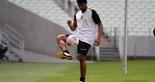 [11-07] Manhã de treino coletivo no estádio Castelão - 2