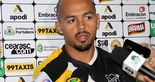 [05-08] Apresentação de Guilherme Andrade e Mazola - 4  (Foto: Rafael Barros / cearasc.com)