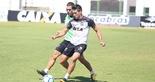 [20-07-2018] Treino Aquecimento + Finalização - 16 sdsdsdsd  (Foto: Felipe Santos / CearaSC.com)