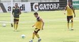 [25-09] Treino físico + técnico - 1  (Foto: Rafael Barros/CearáSC.com)