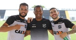 [16-08-2018] Treino - CT CIDADE VOZÃO 3 - 6  (Foto: Mauro Jefferson / cearasc.com)