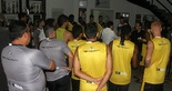 [06-01] Elenco do Ceará visita Centro Cultural - 3  (Foto: Rafael Barros/CearáSC.com)
