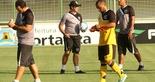[09-02] Reapresentação + treino técnico2 - 1  (Foto: Rafael Barros/CearáSC.com)