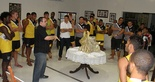 [06-01] Elenco do Ceará visita Centro Cultural2 - 3  (Foto: Rafael Barros/CearáSC.com)