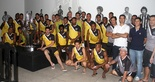 [06-01] Elenco do Ceará visita Centro Cultural2 - 18  (Foto: Rafael Barros/CearáSC.com)