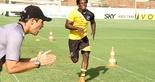 [07-01] #PréTemporada - Treino físico + técnico - 6  (Foto: Rafael Barros/CearáSC.com)