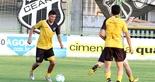 [07-01] #PréTemporada - Treino físico + técnico - 14  (Foto: Rafael Barros/CearáSC.com)