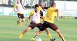 [07-01] #PréTemporada - Treino físico + técnico - 16  (Foto: Rafael Barros/CearáSC.com)
