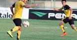 [13-02] Reapresentação + treino técnico - 6  (Foto: Rafael Barros/CearáSC.com)