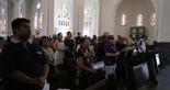 [09-04-2016] Missa de decreto - João Paulo II é padroeiro do Ceará SC - 2  (Foto: Christian Alekson / cearasc.com)