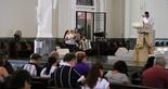 [09-04-2016] Missa de decreto - João Paulo II é padroeiro do Ceará SC - 7  (Foto: Christian Alekson / cearasc.com)